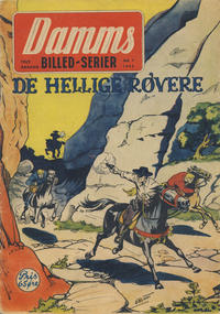 Cover Thumbnail for Damms Billedserier [Damms Billed-serier] (N.W. Damm & Søn [Damms Forlag], 1941 series) #7/1943
