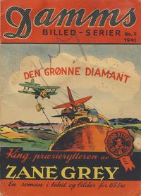 Cover Thumbnail for Damms Billedserier [Damms Billed-serier] (N.W. Damm & Søn [Damms Forlag], 1941 series) #9/1941