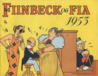 Cover Thumbnail for Fiinbeck og Fia (Hjemmet, 1930 series) #1953
