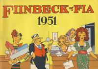 Cover Thumbnail for Fiinbeck og Fia (Hjemmet / Egmont, 1930 series) #1951