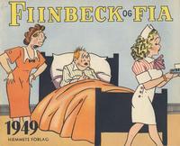 Cover Thumbnail for Fiinbeck og Fia (Hjemmet, 1930 series) #1949