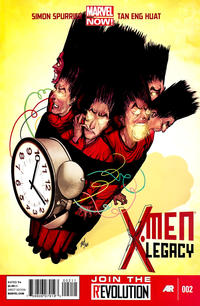 Cover Thumbnail for X-Men Legacy (Marvel, 2013 series) #2