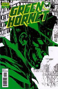 Cover Thumbnail for Green Hornet (Dynamite Entertainment, 2010 series) #24 [Brian Denham Cover]