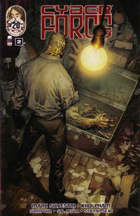 Cover Thumbnail for Cyber Force (Image, 2012 series) #2