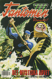 Cover Thumbnail for Fantomen (Semic, 1963 series) #17/1989