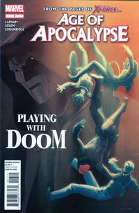 Cover for Age of Apocalypse (Marvel, 2012 series) #7