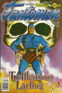 Cover Thumbnail for Fantomen (Egmont, 1997 series) #20/2003