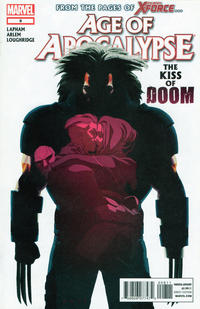 Cover Thumbnail for Age of Apocalypse (Marvel, 2012 series) #8