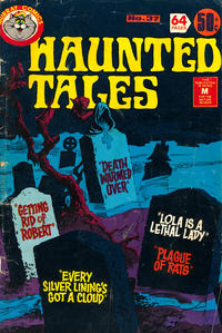 Cover Thumbnail for Haunted Tales (K. G. Murray, 1973 series) #37