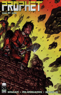 Cover Thumbnail for Prophet (Image, 2012 series) #31