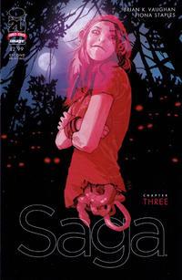 Cover Thumbnail for Saga (Image, 2012 series) #3 [2nd Printing]
