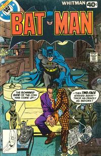 Cover Thumbnail for Batman (DC, 1940 series) #313 [Whitman]