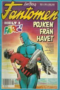 Cover Thumbnail for Fantomen (Semic, 1963 series) #3/1991