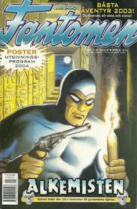 Cover Thumbnail for Fantomen (Egmont, 1997 series) #1/2004