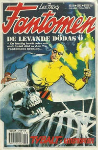 Cover Thumbnail for Fantomen (Semic, 1963 series) #19/1992