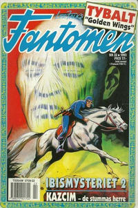 Cover Thumbnail for Fantomen (Semic, 1963 series) #22/1993