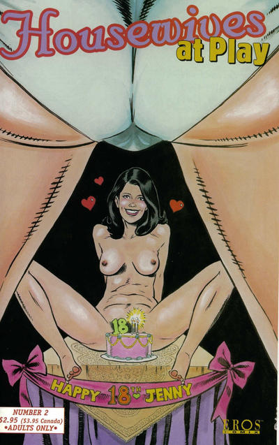 Cover for Housewives at Play (Fantagraphics, 1999 series) #2