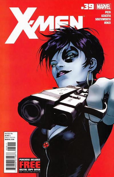 Cover for X-Men (Marvel, 2010 series) #39
