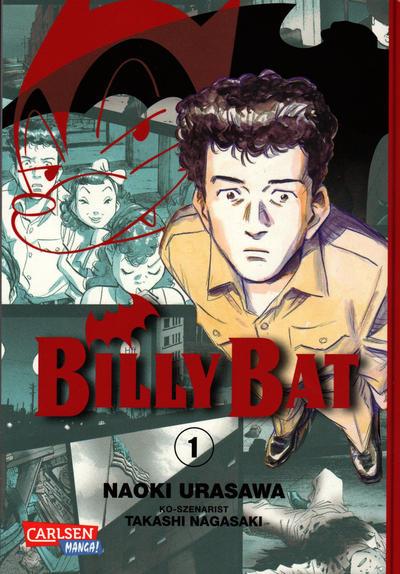 Cover for Billy Bat (Carlsen Comics [DE], 2012 series) #1