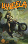 Cover for Wheela Biker Bitch of the Apocalypse (Fantagraphics, 2007 series)