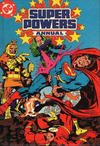 Cover for Super Powers Annual (Grandreams, 1984 series)