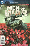 Cover for Men of War (DC, 2011 series) #7