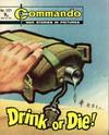 Cover for Commando (D.C. Thomson, 1961 series) #1221