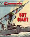Cover for Commando (D.C. Thomson, 1961 series) #1250
