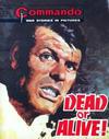 Cover for Commando (D.C. Thomson, 1961 series) #1392