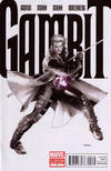 Cover Thumbnail for Gambit (2012 series) #1 [Second Printing]
