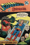 Cover for Superman Supacomic (K. G. Murray, 1959 series) #137