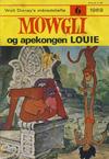 Cover for Walt Disney's månedshefte (Hjemmet / Egmont, 1967 series) #6/1969