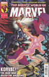Cover for The Mighty World of Marvel (Panini UK, 2009 series) #42