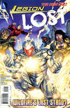 Cover for Legion Lost (DC, 2011 series) #15