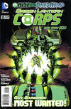 Cover for Green Lantern Corps (DC, 2011 series) #15