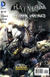 Cover for Batman: Arkham Unhinged (DC, 2012 series) #9
