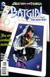 Cover for Batgirl (DC, 2011 series) #15