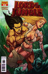 "Cover for Lord of the Jungle (Dynamite Entertainment, 2012 series) #7 [""Risque Art"" Retailer Incentive Cover]"