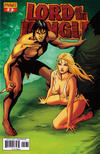 "Cover for Lord of the Jungle (Dynamite Entertainment, 2012 series) #8 [""Tattered and Torn Risque Art"" Retailer Incentive]"