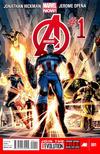 Cover Thumbnail for Avengers (2013 series) #1