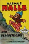 Cover for Rasmus Nalle som bergsbestigare (Illustrationsförlaget, 1958 series) #[nn] [9]