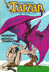 Cover for Tarzan (Atlantic Förlags AB, 1977 series) #11/1980