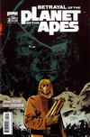 Cover for Betrayal of the Planet of the Apes (Boom! Studios, 2011 series) #3