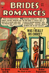 Cover for Brides Romances (Quality Comics, 1953 series) #6