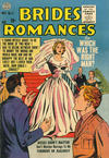 Cover for Brides Romances (Quality Comics, 1953 series) #11