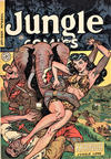 Cover for Jungle Comics (H. John Edwards, 1950 ? series) #23