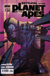 Cover for Betrayal of the Planet of the Apes (Boom! Studios, 2011 series) #1 [Cover C]