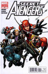 Cover Thumbnail for Secret Avengers (2010 series) #22 [Second Printing]