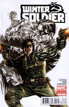Cover for Winter Soldier (Marvel, 2012 series) #1 [Second Printing]