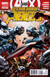 Cover Thumbnail for New Avengers (2010 series) #24 [Second Printing]